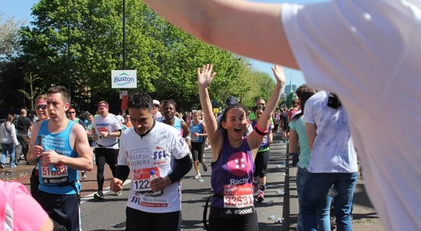 Support Rachel and FTCT at the London Marathon 2019!