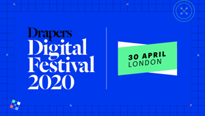 Drapers Digital Festival Logo 2020.
