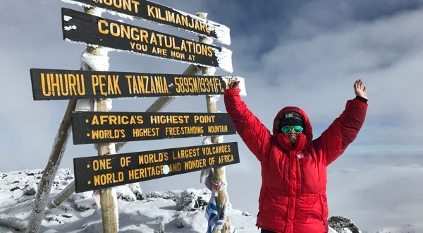 On Top of The World: I'm back from climbing Kilimanjaro!