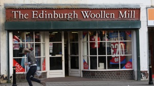 Help for Edinburgh Woollen Mill Group Staff