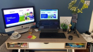 Out of the office: Homeworking One Year On